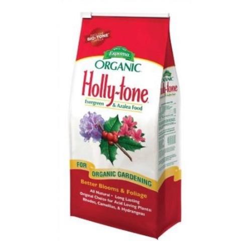Espoma Holly-tone Organic Dry Plant Food - HT8