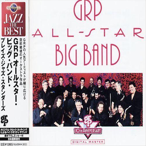 GRP All-Star Big Band [CD]