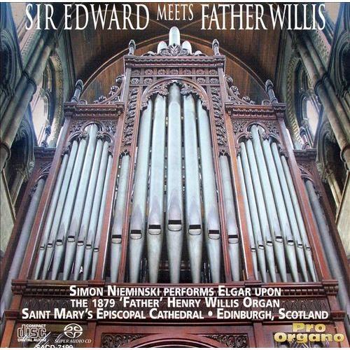 Sir Edward Meets Father Willis - CD