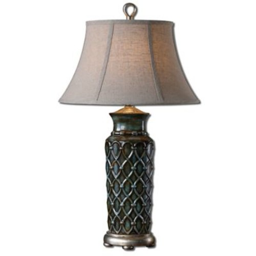 Uttermost Valenza Ceramic Table Lamp
