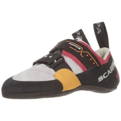 Scarpa Women's Force X WMN Climbing Shoe [Lip Gloss, 34.5 M EU / 4 B(M) US]