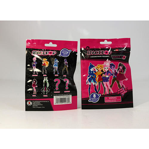 SpacePOP Series 1 2.5-inch Collectible Figures Blind Bag
