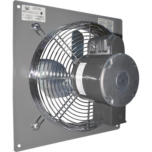 Canarm P-Series Supply Fan  12in., 1450 CFM, Model# P12-1R