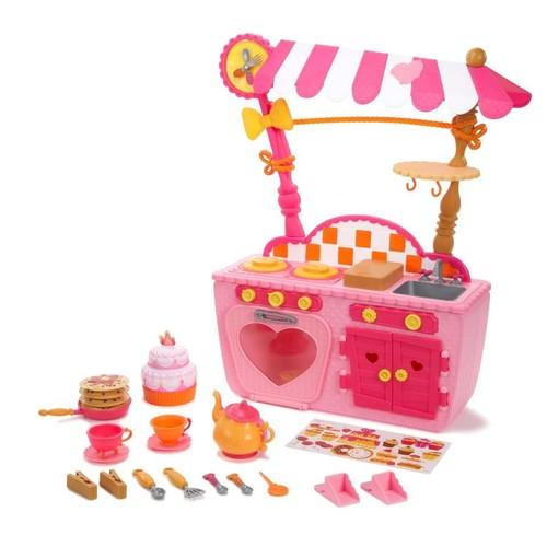 Lalaloopsy Magic Play Kitchen and Cafe Playset