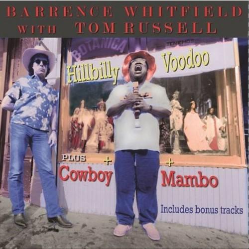 Hilly Voodoo & Cowboy Mambo [CD]
