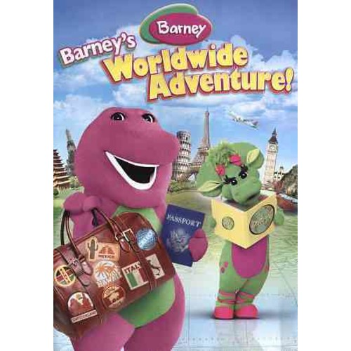 Barney: Barney's Worldwide Adventure (DVD)