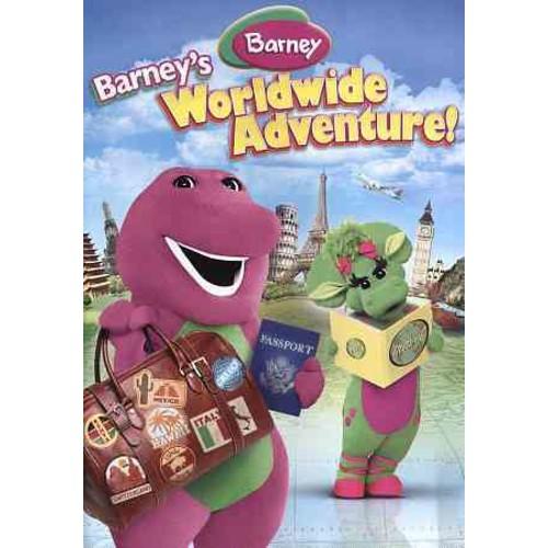 Barney: Barney's Worldwide Adventure (DVD)