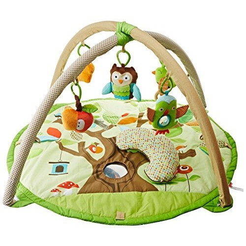 Skip Hop Baby Treetop Friends Activity Gym/Playmat, Multi [Gym/Playmat]