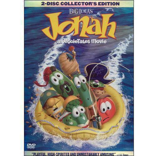 Jonah: A VeggieTales Movie (Collector's Edition) (Widescreen, Full Frame)