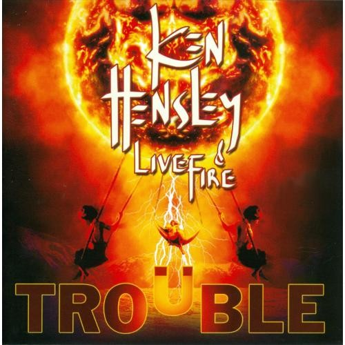 Trouble [CD]
