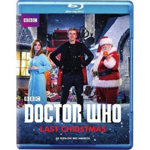 Doctor Who - Last Christmas Blu-ray
