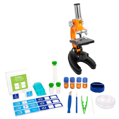 Discovery 900x Microscope with Case