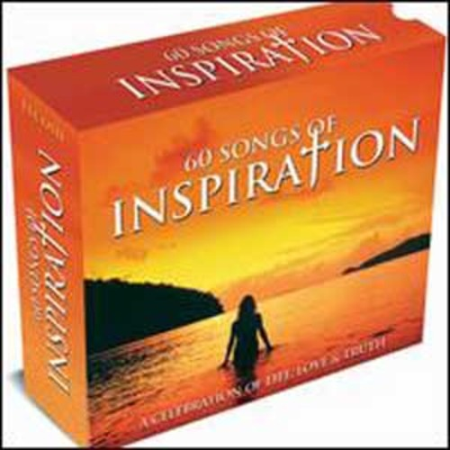 60 Songs of Inspiration By Various Artists (Audio CD)