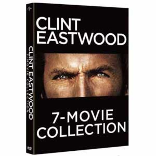 Clint Eastwood: The Universal Pictures 7-Movie Collection [7 Discs]