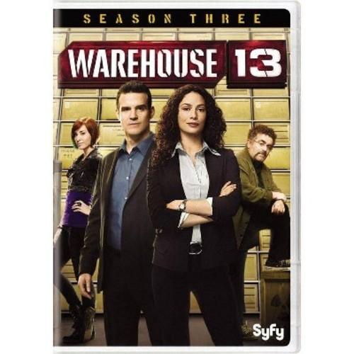 Warehouse 13: Season Three [3 Discs] [DVD]