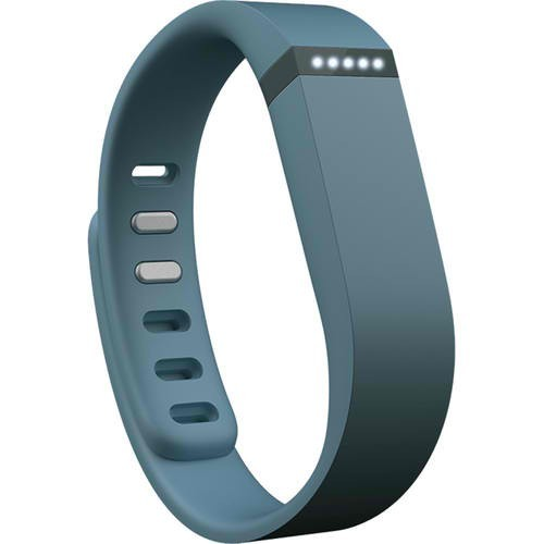 Fitbit Flex Wireless Activity and Sleep Tracker Wristband (Slate)