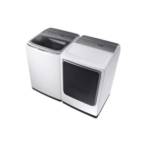 Samsung Activewash 5.4-cu ft High-Efficiency Top-Load Washer (White) ENERGY STAR