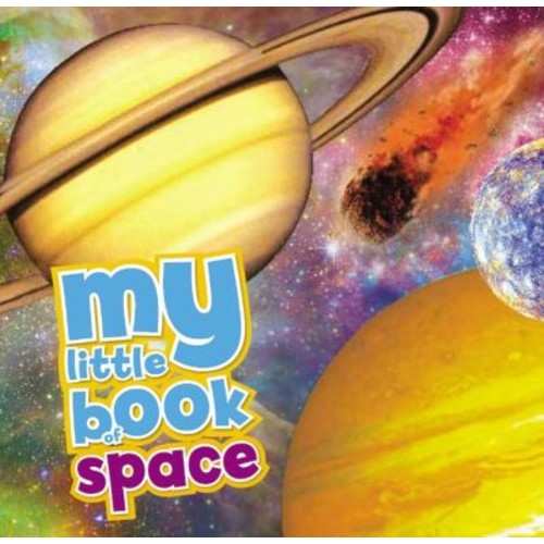 My Little Book of Space