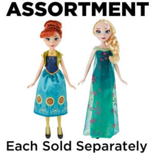 Hasbro Disney Frozen Classic Frozen Fever Fashion Doll - Assortment*