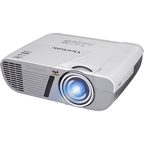 Viewsonic LightStream PJD6352LS 3D Ready DLP Projector - 720p - HDTV - 4:3