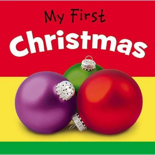 My First Christmas (Hardcover) (Ideals Editors)