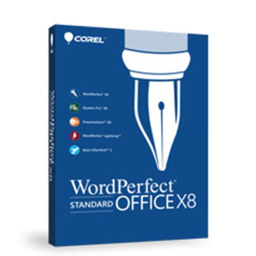 Corel WordPerfect Office X8 - Standard Edition