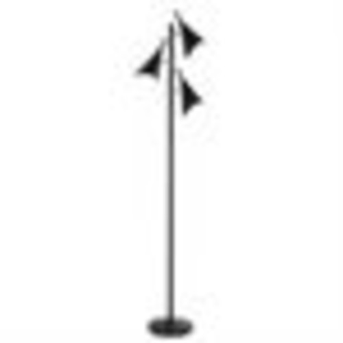 Adesso Draper 3236 Tree Lamp - Black