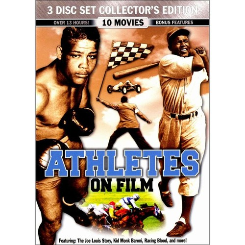 Athletes on Film [3 Discs] [DVD]