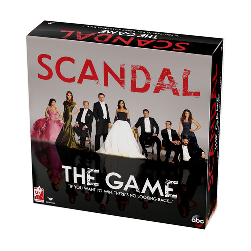 Cardinal Supplies Scandal: The Game