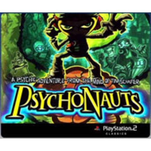 Sony Computer Entertainment Psychonauts [Digital]