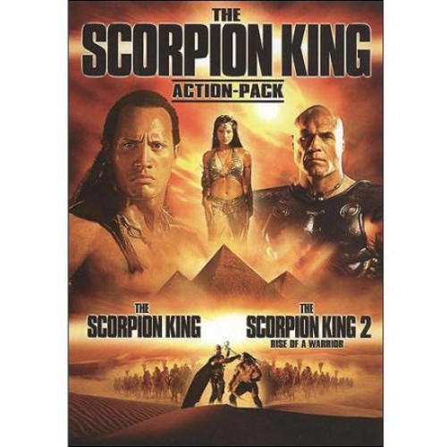 The Scorpion King Action Pack