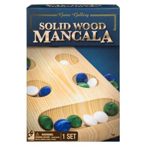 Mancala Wood Board Game