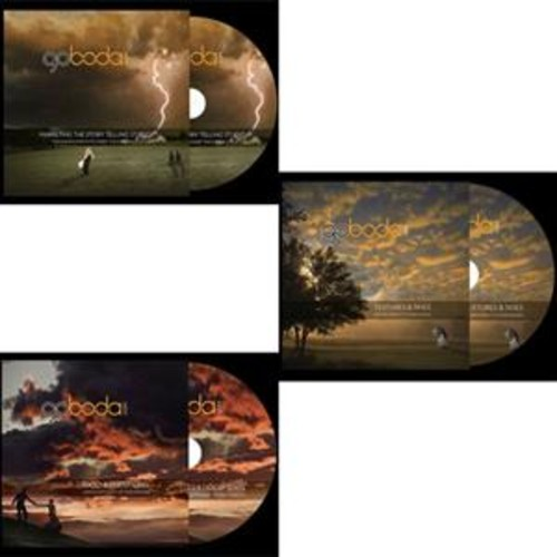 Boda DVD: Jim Garner Educational CD Bundle (set of 3) CD-BUNDLE