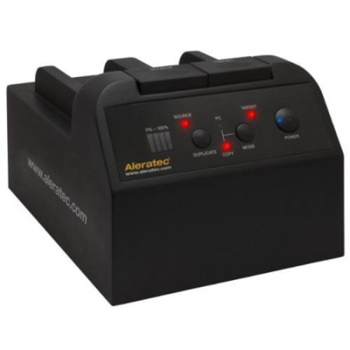 Aleratec 1:1 HDD Copy Dock USB 3.0 Hard Disk Drive Duplicator