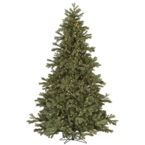 Vickerman Frasier 4.5' Green Fir Artificial Christmas Tree w/ 250 Dura-Lit Clear Lights