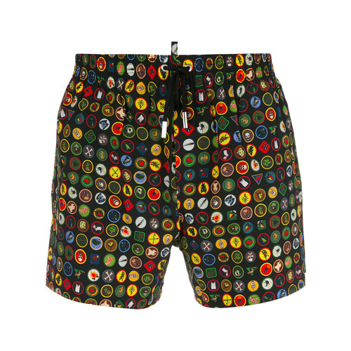 heritage swimming trunks