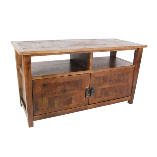 Alaterre Revive Reclaimed TV Stand, Natural