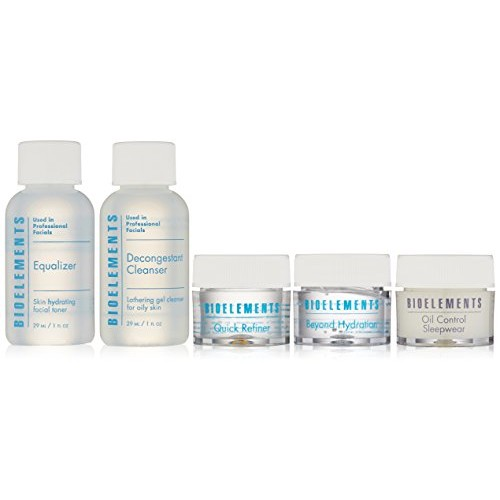 Bioelements Travel Light for Kit for Oily, Very Oily Skin, 2.75 Ounce total