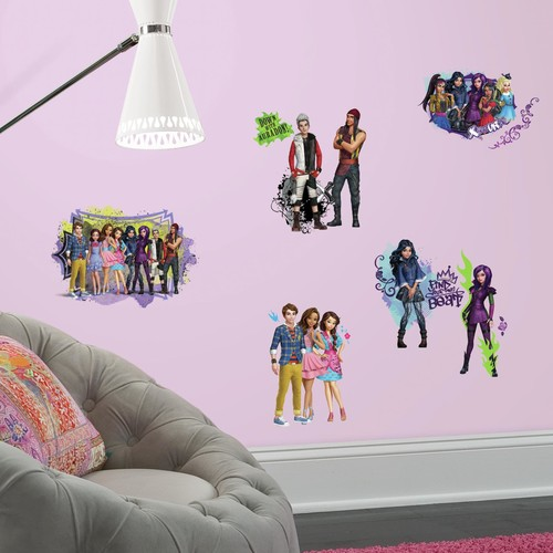 RoomMates Descendants Animated Peel and Stick Wall Decals