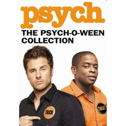 Psych: The Psych-O-Ween Collection (DVD)