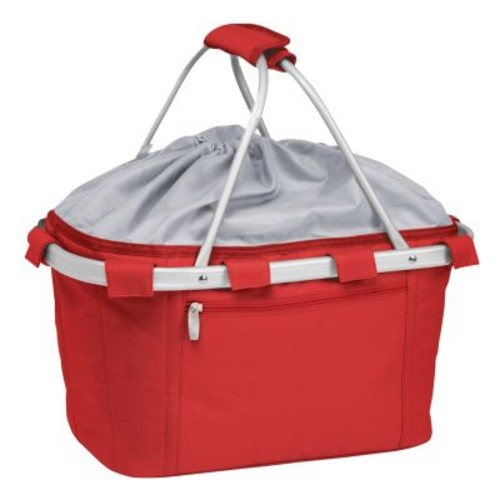 Picnic Time Metro Insulated Basket, Red [Red]