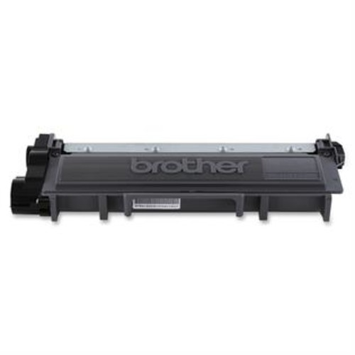 Brother TN660 Toner Cartridge - Black - Laser - High Yield - 2600 Page - 1 Each