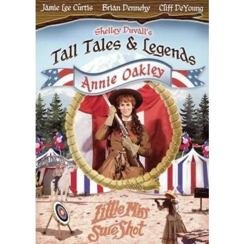 Tall tales & legends:Annie oakley (DVD)