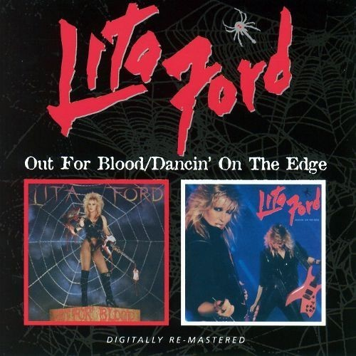 Lita Ford - Out Of Blood/Dancing On The Edge