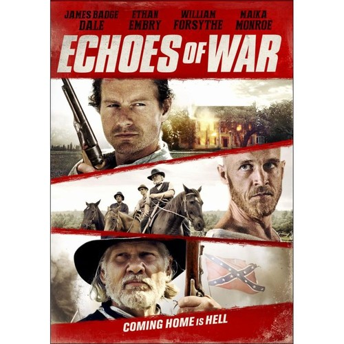 Echoes of War [DVD] [English] [2015]