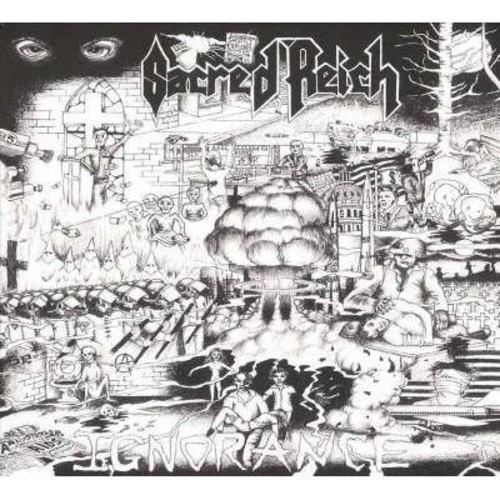 Sacred Reich - Ignorance (CD)