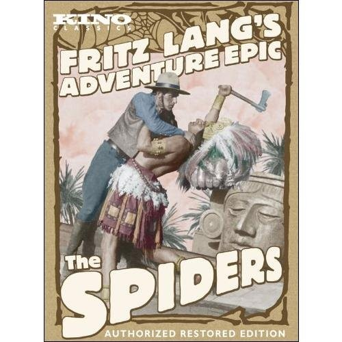 Spiders [DVD] [1919]