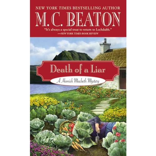 Death of a Liar (Hamish Macbeth Series #30)