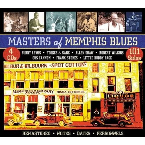 Masters of Memphis Blues [CD]