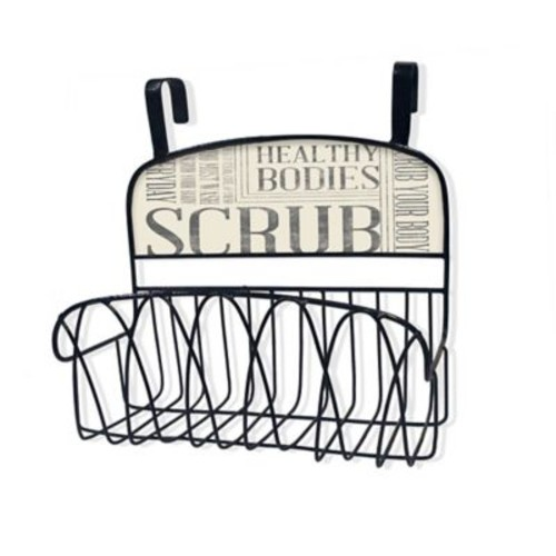 Stupell Industries Scrub Over the Door Organizer